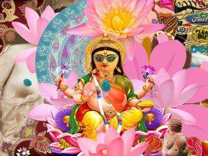 Earth Day Buddha