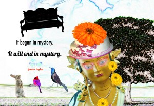 Mystery Buddha