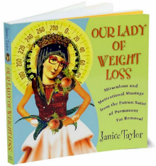 Ready to Love Thyself? - contact Janice Taylor, Life & Weight Loss Success Coach, Hypnotherapist, Artist, Author, Positarian