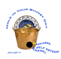 There's a Hole in Your Bucket Day