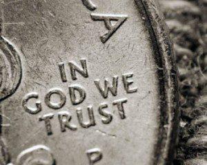 In God I Trust In Latin 34