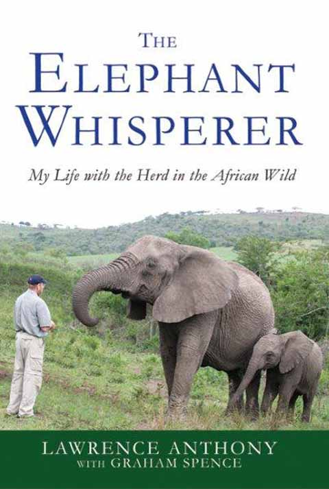 Wild elephants mourn author's death - Beliefnet
