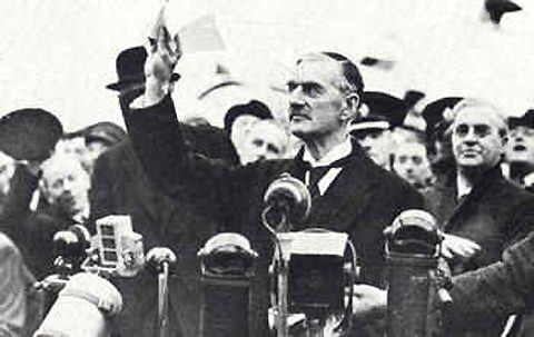 did chamberlain appease hitler essay World history - hitler and the appeasement policy of the 1930s.