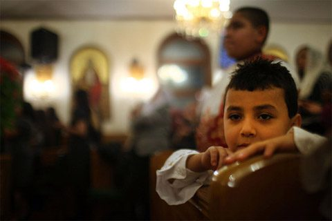 Egyptian Christians wonder what the future holds.