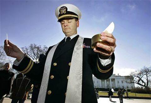 Former Navy Chaplain Gordon Klingenschmitt