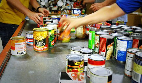 Food bank told to choose between Jesus and government help