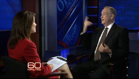 O'Reilly on 60 Minutes