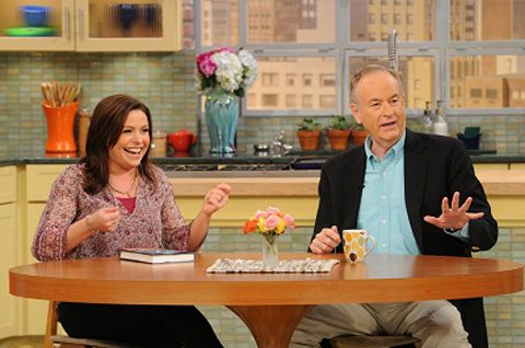 O'Reilly on Ray's Food Network show
