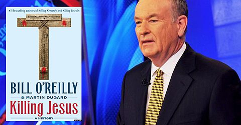 Bill O'Reilly and his new book