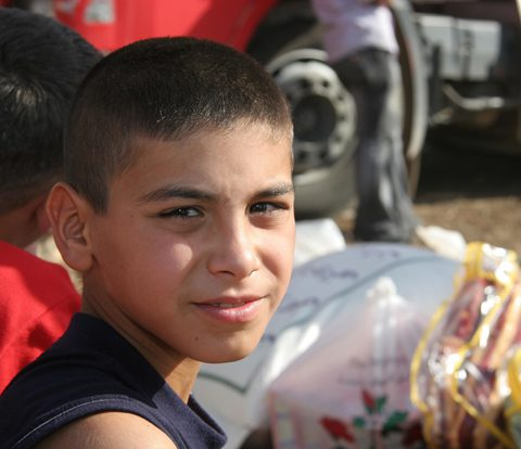 A young Iraqi Christian (photo courtesy Open Doors International)