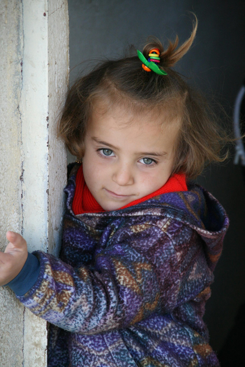 What is ahead for this Iraqi Christian child? (photo courtesy Open Doors International)