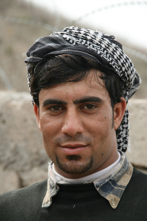 An Iraqi Christian (photo courtesy Open Doors International)