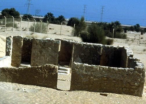 Thr Jubail ruins (Photo by Robert McWhorter)