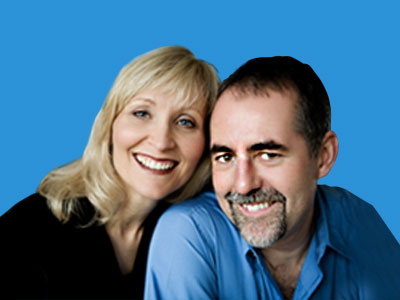 Mark and Jill Herringshaw