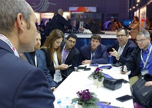 The AIFL delegation enjoyed opportunities for close networking with Israeli cyber-security experts.