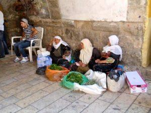 The Muslim Quarter, Jerusalem's Old City.