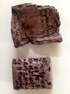 clay envelope