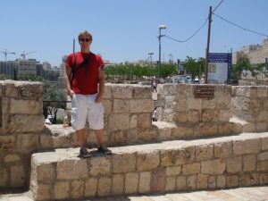 Jon in Israel