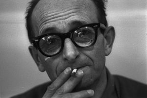 Eichmann in Jerusalem (courtesy of Israel Government)