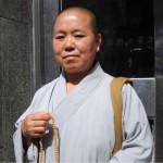 Buddhist nun Baojing Lin