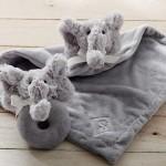 elephant rattle & thumbie
