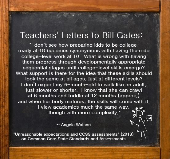 letter to bill gates