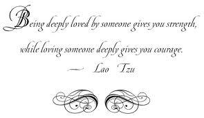 love lao tse