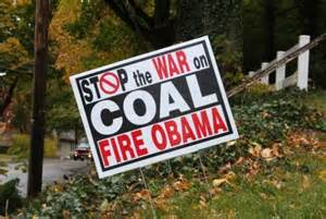 Stop the war on coal, fire Obama