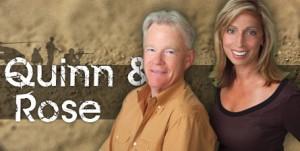 Jim Quinn and Rose