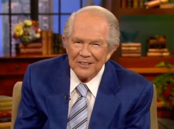 Pat Robertson never avoids controversy and speaks his convictions