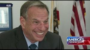 San Diego's Disgraced Mayor Bill Filnor