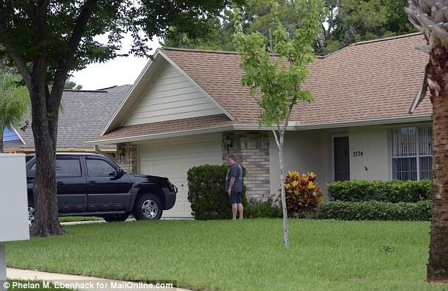 Zimmerman rescured family in fear Mark & Dana Michelle Gerstle & 2 children4
