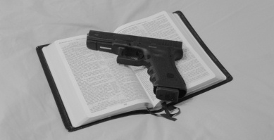 bible-and-gun