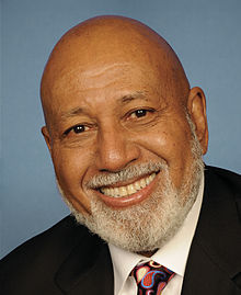 Alcee Lamar Hastings (born September 5, 1936) is the U.S. Representative for Florida's 20th congressional district, serving in Congress since 1993. He is a member of the Democratic Party. He served as a Judge on the United States District Court for the Southern District of Florida from 1979 until his impeachment and removal from that post in 1989, and is one of only eight federal officials in American history to be impeached and removed from office. (wikipedia)