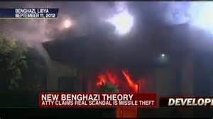 New Claims That 400 Surface-to-Air Missiles Were Stolen in Benghazi
