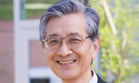 Niigata University Professor Takashi Inoguchi.