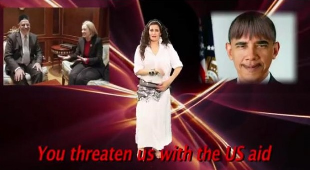 Screen Shots from You Tube - View Viral Hate-Obama Video at Bottom