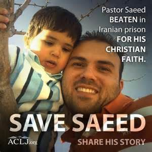 Pastor Saeed Abedini & child