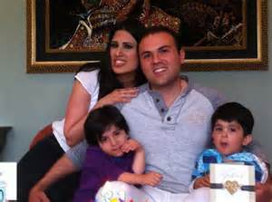 Pastor Saeed and wife