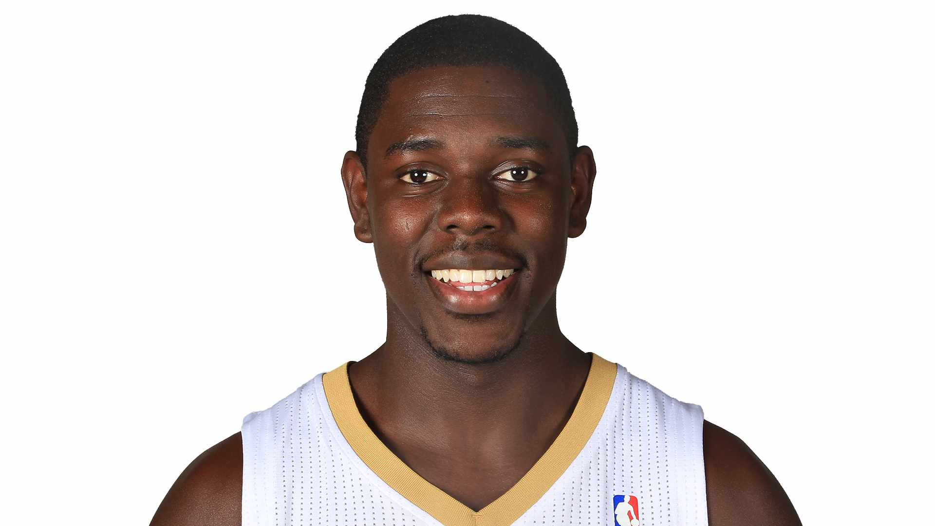 Jrue Holiday, New Orleans Pelicans (photo courtesy of NBA Media Central)