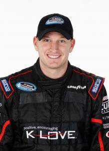 NASCAR Sprint Cup Series driver Michael McDowell (Photo by Chris Graythen/NASCAR via Getty Images)