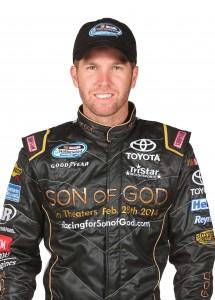 NASCAR Nationwide Series driver Blake Koch (photo courtesy NASCARMedia.com)