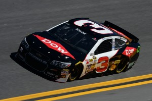 Austin Dillon in the iconic #3 Chevrolet. (Photo by Patrick Smith/NASCAR via Getty Images/courtesy nascarmedia.com)