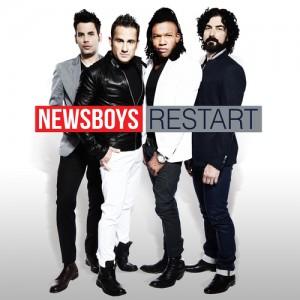 Newsboys - Restart Cover