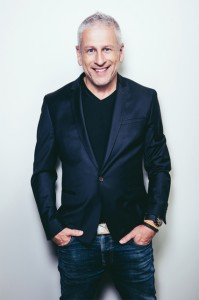 Pastor, author and songwriter Louie Giglio (photo courtesy of The Media Collective)