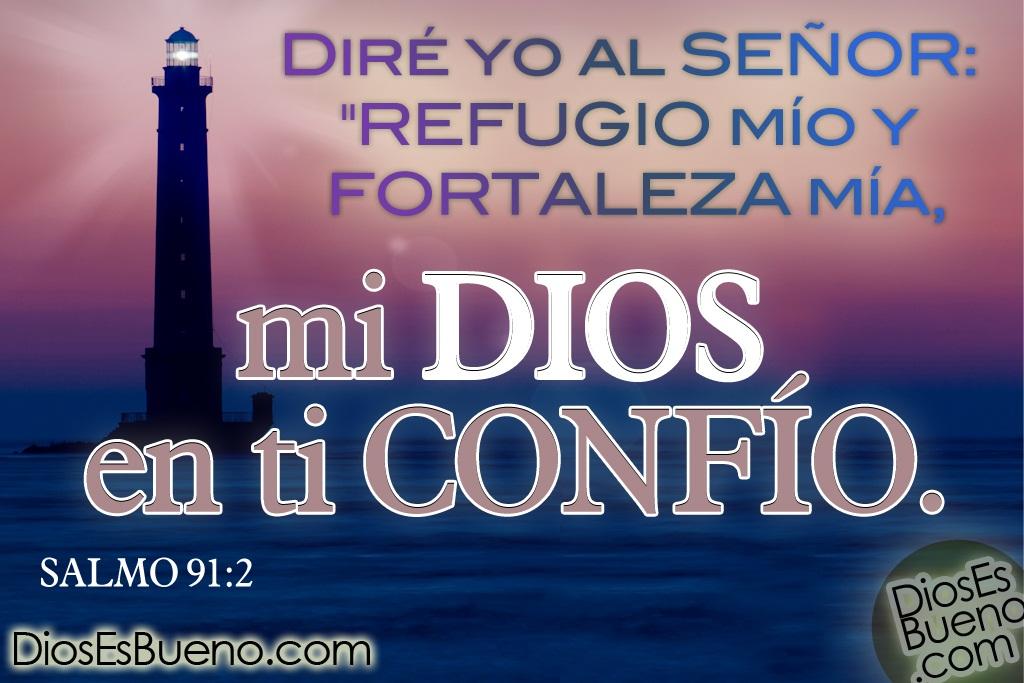 Dios CONFIO En Ti