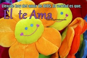 LLenate del Amor de Dios