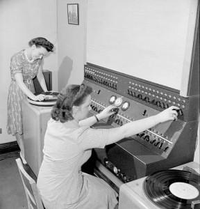mujeres trabajando