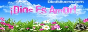 Dios Es Amor portada timeline cover perfil facebook