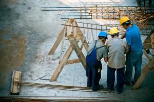 El rubro de la construcción tuvo un repunte en empleos para los hispanos el pasado mes.